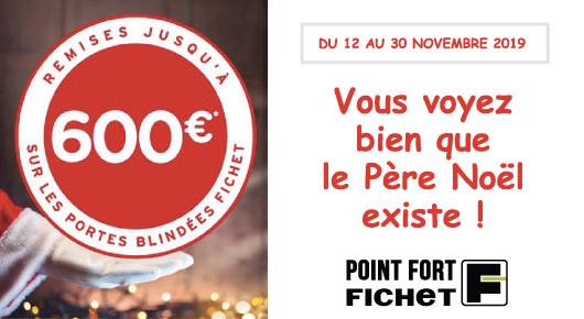 Offre Fichet à Saint Étienne